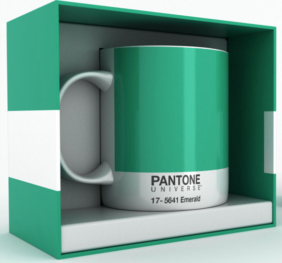 Colour of the Year 2013 – Emerald